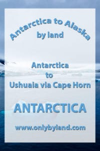 Antarctica to Ushuaia via Cape Horn