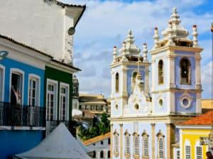 Igreja de N. S. do Rosário dos Pretos (catholic church), Salvador