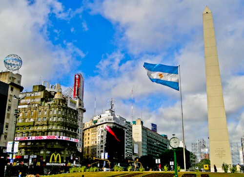 Things to do in Buenos Aires - Obelisco