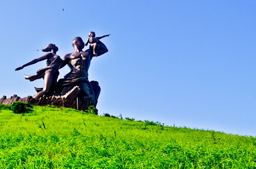 Dakar - Things to do in Dakar, Senegal - African Renaissance Monument