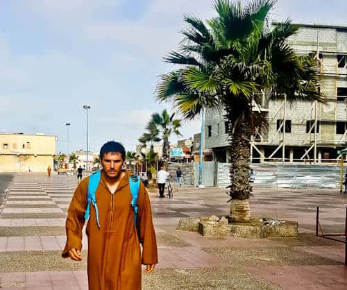 Sahara Hotel, Downtown Dakhla, Western Sahara