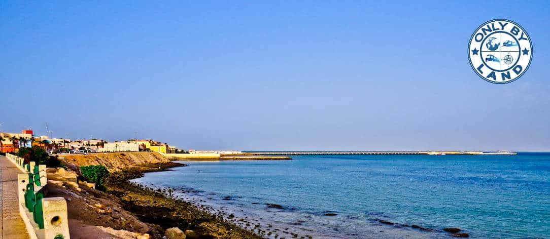 Dakhla to Nouakchott