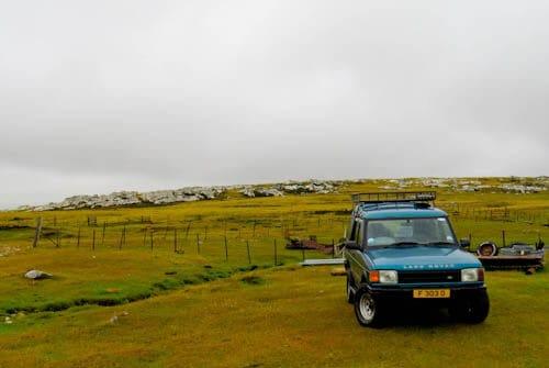 Stanley Falkland Islands - Cape Bougainville