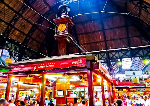 Things to do in Montevideo - Port Market (Mercado del Puerto)