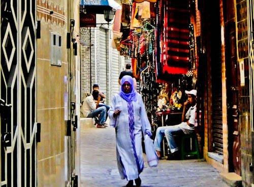 Rabat Morocco - Ancient Medina