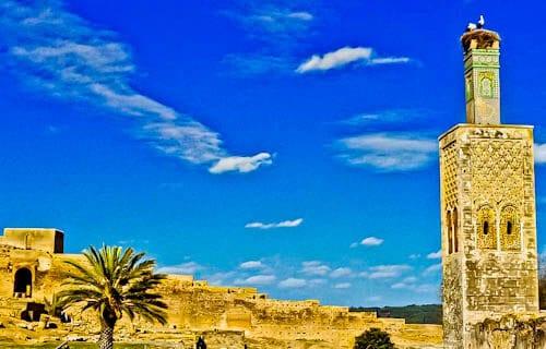 Rabat Morocco - Chellah
