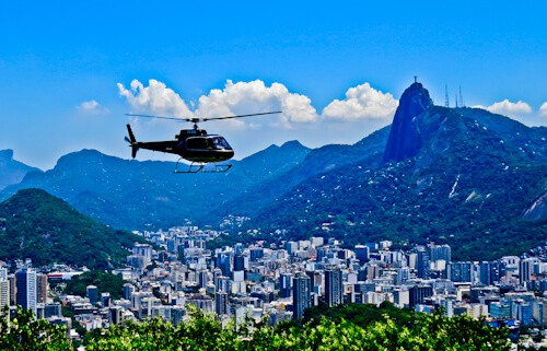Things to Do in Rio de Janeiro - Helicopter tour