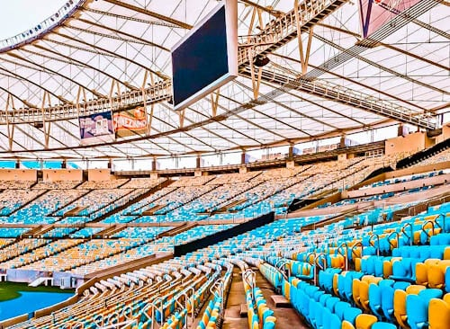 Things to Do in Rio de Janeiro - Maracana Stadium
