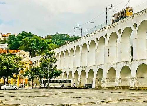 Things to Do in Rio de Janeiro - Carioca Aqueduct