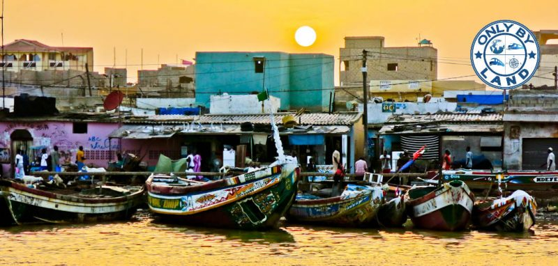 Things to do in Saint Louis Senegal