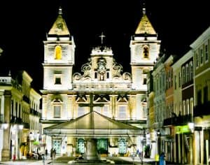 Things to do in Salvador de Bahia - Cathedral of Salvador