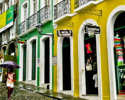 Things to do in Salvador de Bahia - Hotel Pelourinho - Michael Jackson filming location
