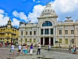 Things to do in Salvador de Bahia - Rio Branco Palace