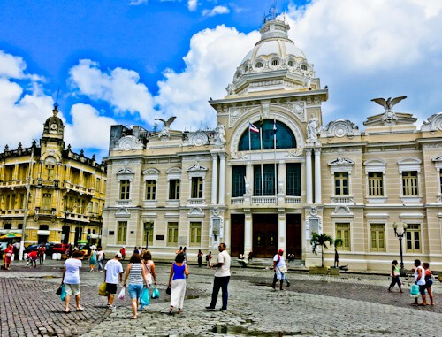 Things to do in Salvador de Bahia - Rio Branco Palace