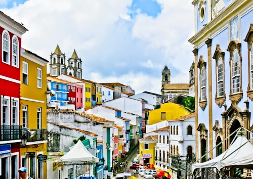 Things to do in Salvador de Bahia - Pelourinho