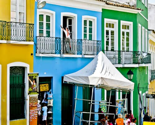 Things to do in Salvador de Bahia - Michael Jackson Balcony and Store