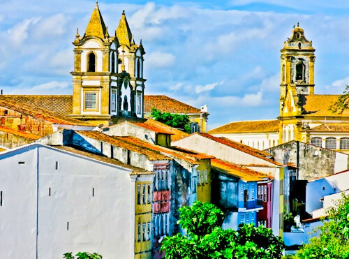 Things to do in Salvador de Bahia - Church of Nosso Senhor do Bonfim