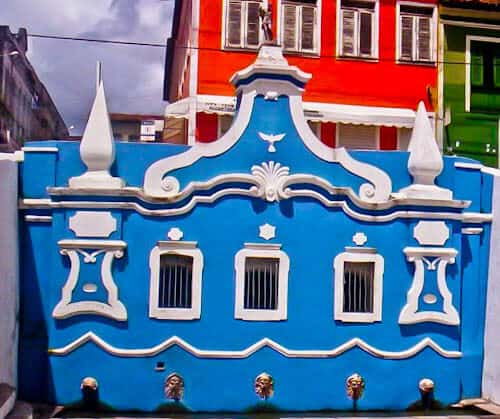 Sao Luis - Ribeirao source