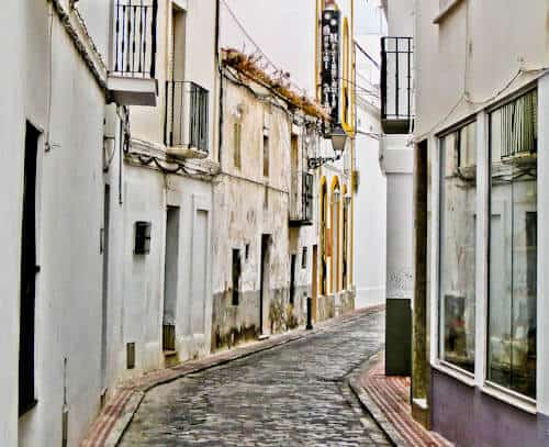 Tarifa Spain - Historic Center