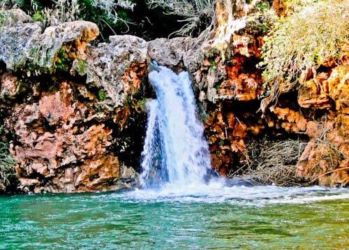 Things to do in Tavira - Pego do Inferno Waterfall