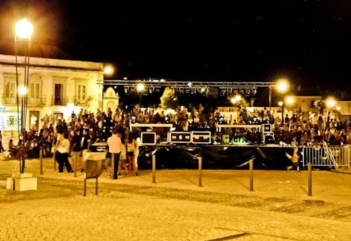Things to do in Tavira - Central Plaza