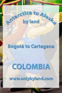 Bogotá to Cartagena