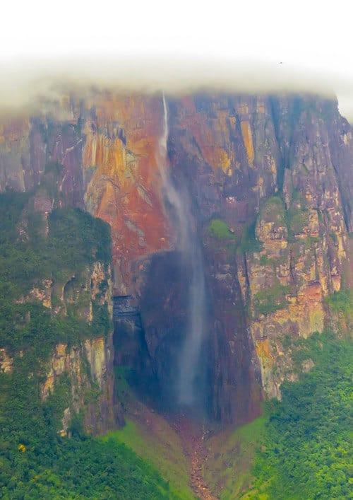Ciudad Bolivar - Angel Falls, Venezuela