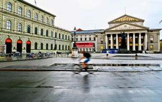 Bavarian State Theater - Munich