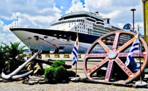 Celebrity Infinity, Montevideo cruise ship port