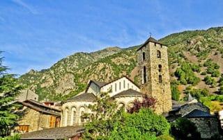 Church of Saint Stephen - Andorra la Vella