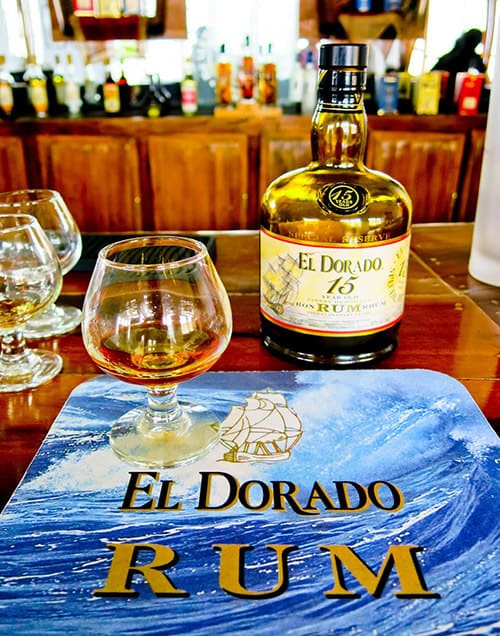 Things to do in Georgetown Guyana, El Dorado Rum distillery