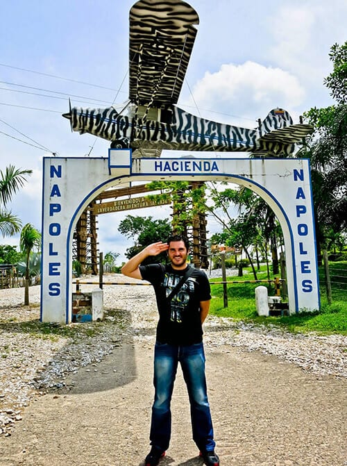 Medellin Colombia - Things to do - Day trip to Hacienda Napoles