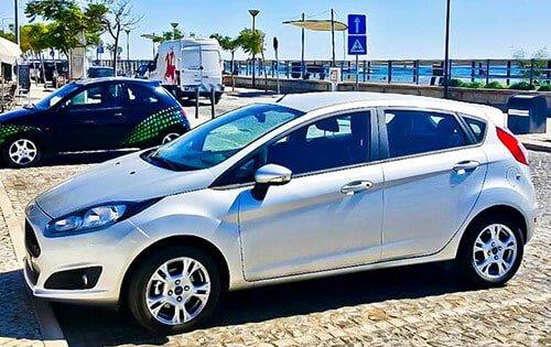Hire car - from Tavira to Tarifa via Gibraltar