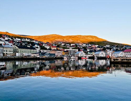 Honningsvag to Tromsø via Hammerfest