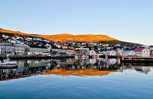 Honningsvag - Finnmark, Norway