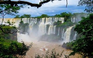 Iguazu waterfalls, Argentina-Brazil