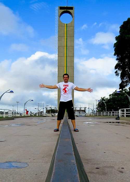 Things to do in Macapa, Brazil - Marco Zero monument