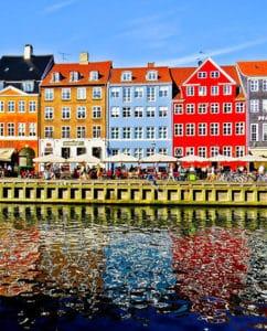 New Harbour - Copenhagen