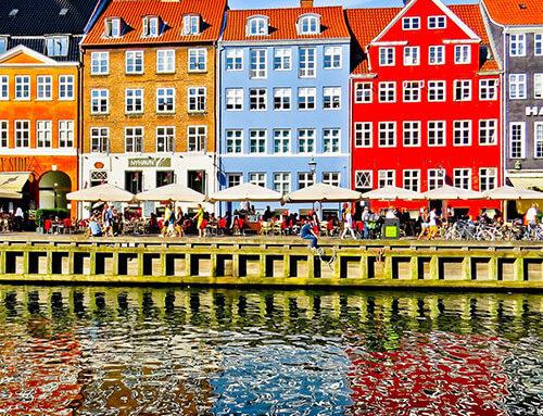 Copenhagen to Berlin