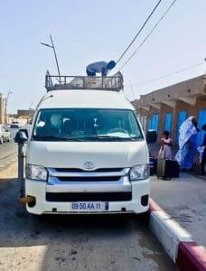 Nouadhibou to Nouakchott - 6000 - 5 hours