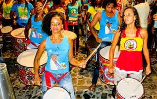 Olodum live in Salvador