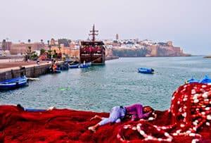 Rabat waterfront
