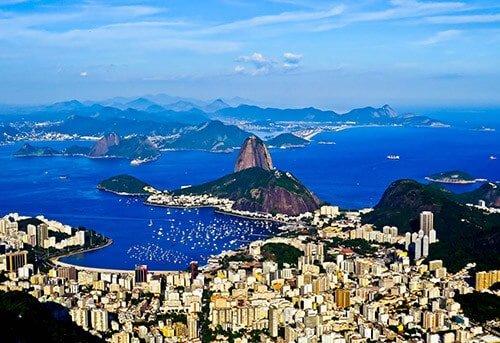 Rio Harbor, Rio De Janeiro, Brazil