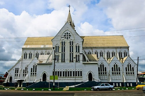 Things to do in Georgetown Guyana - St. George's Cathedral