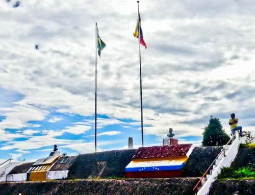 Boa Vista to Santa Elena Venezuela + Ciudad Bolivar Bus