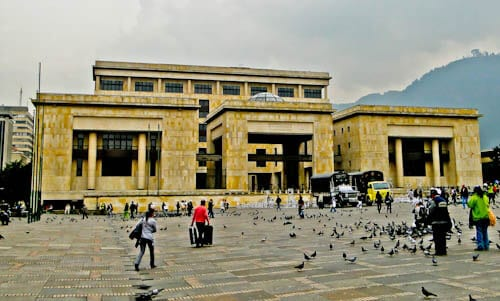 Things to do in Bogota, Colombia - Palace of Justice