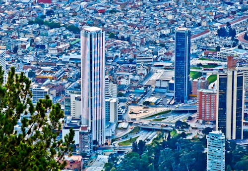 Things to do in Bogota - Colpatria Tower