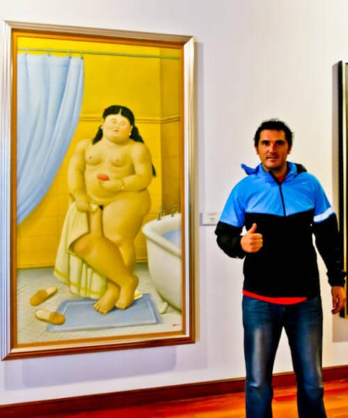 Things to do in Bogota - Botero museum