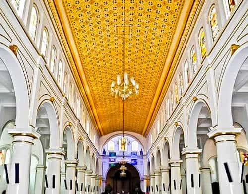 Bucaramanga Colombia - Sagrada Familia Cathedral