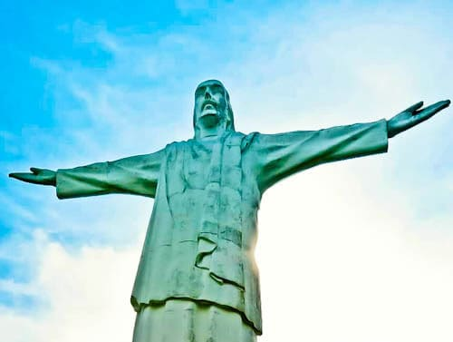 Things to do in Cali Colombia - Cristo Rey